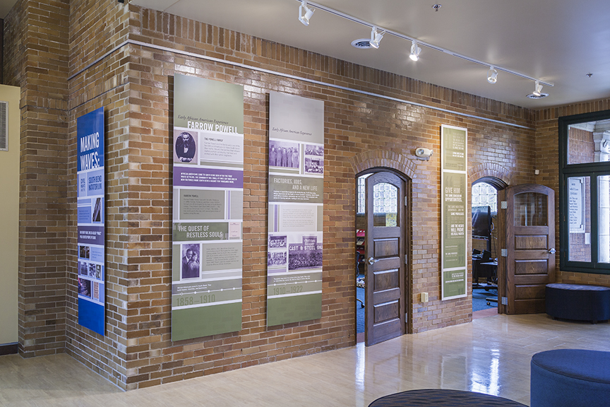 Civil Rights Heritage Center (photo by James Bellucci)