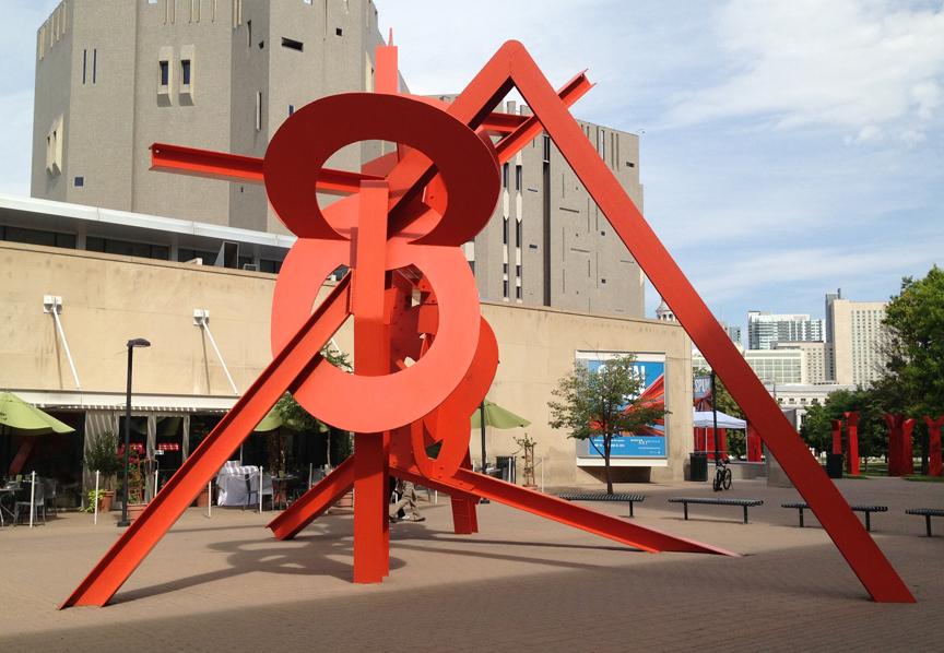 Public art, Denver, Colo.