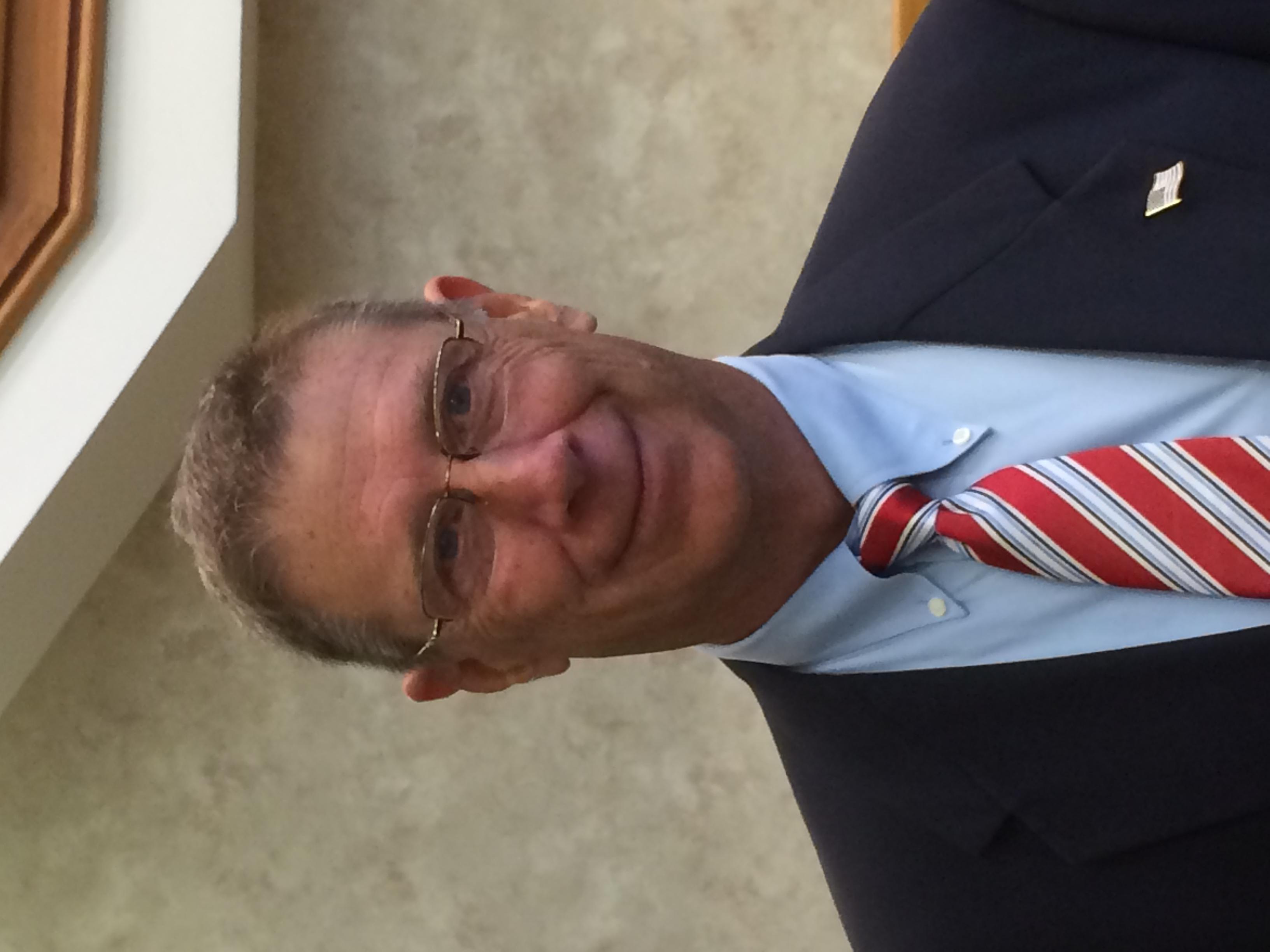 John Young, Vice President