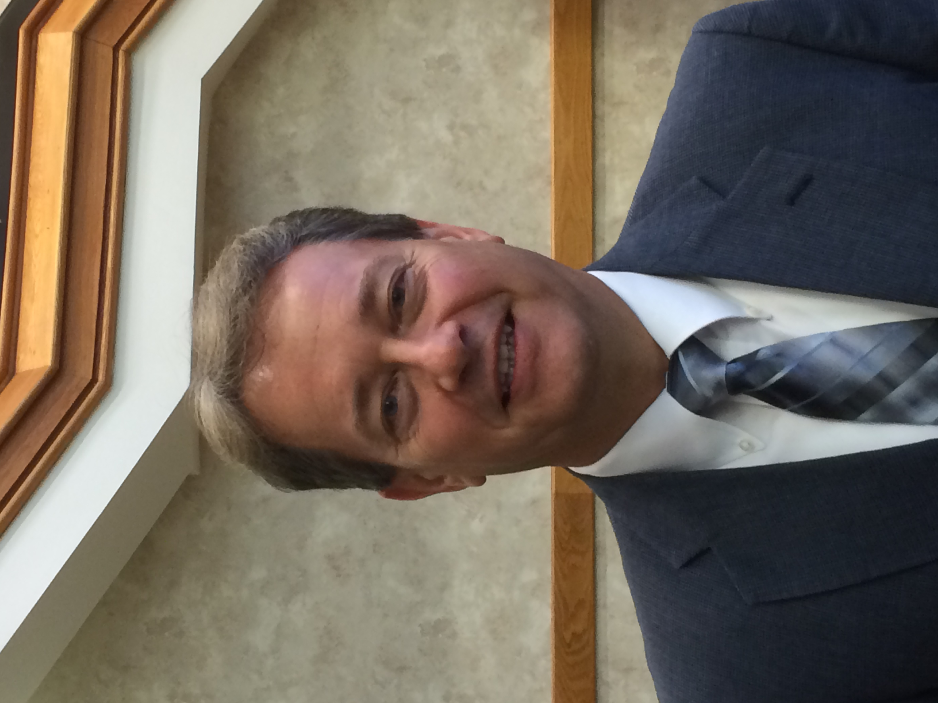 Mick Henderson, General Mgr. Commonwealth Agri-Energy