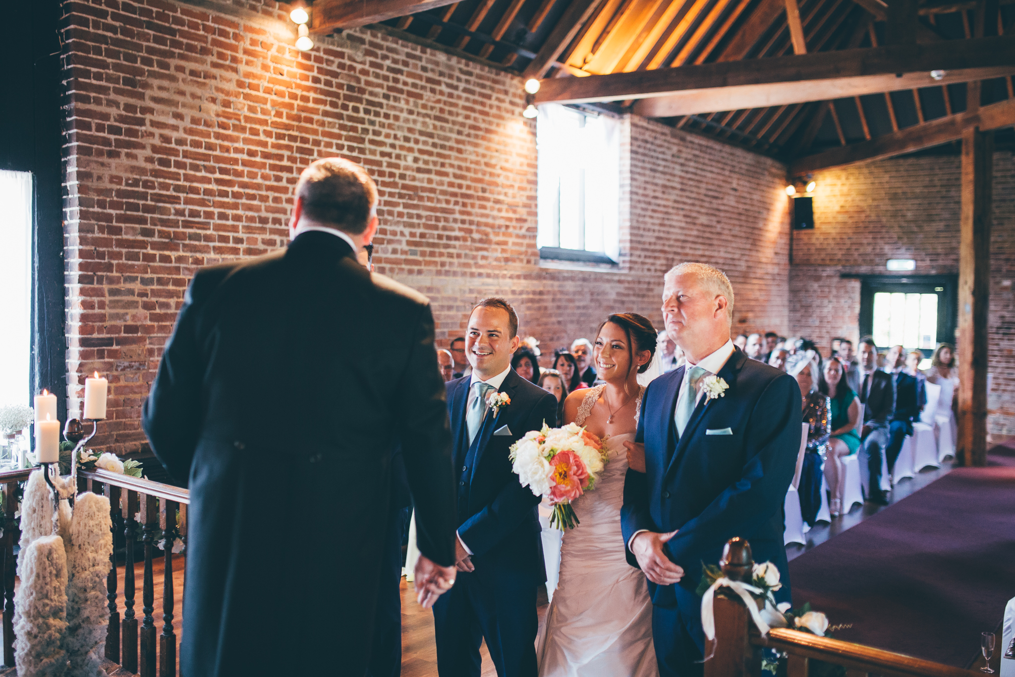 Joanna Nicole Photography Creative artistic wedding photography kent cooling castle barns vintage documentary (29 of 106).jpg