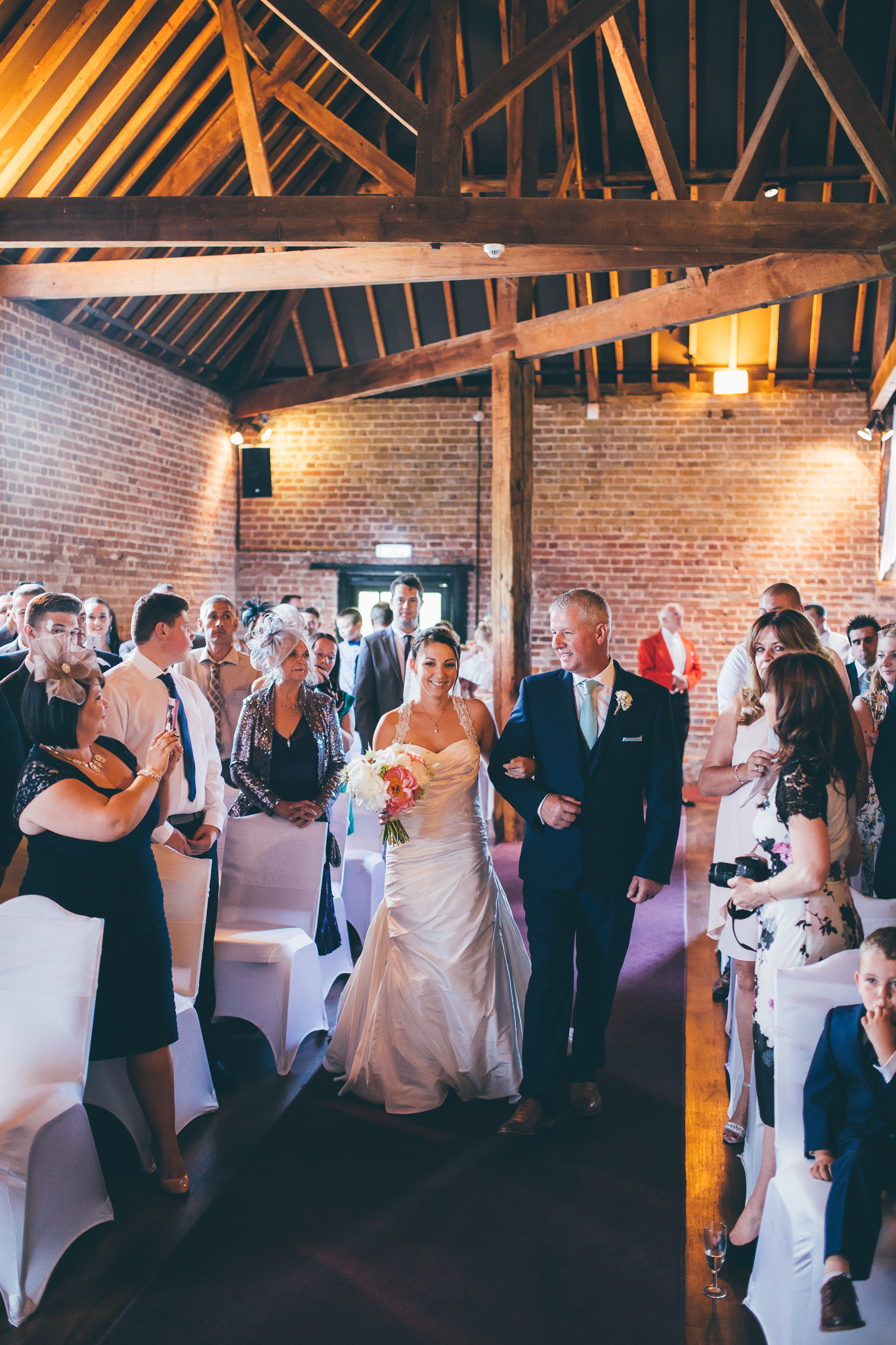 Joanna Nicole Photography Creative artistic wedding photography kent cooling castle barns vintage documentary (27 of 106).jpg