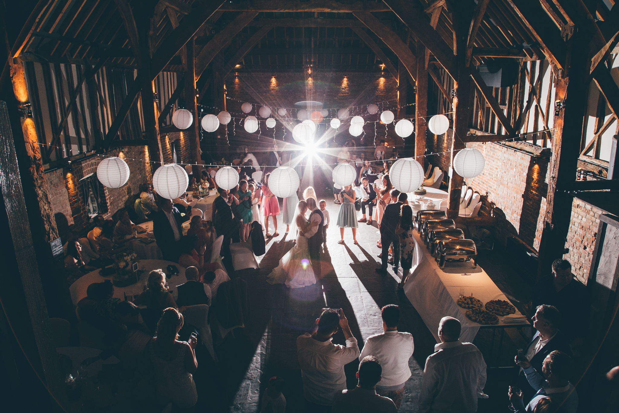 Joanna Nicole Photography Creative artistic wedding photography kent cooling castle barns vintage documentary (103 of 106).jpg