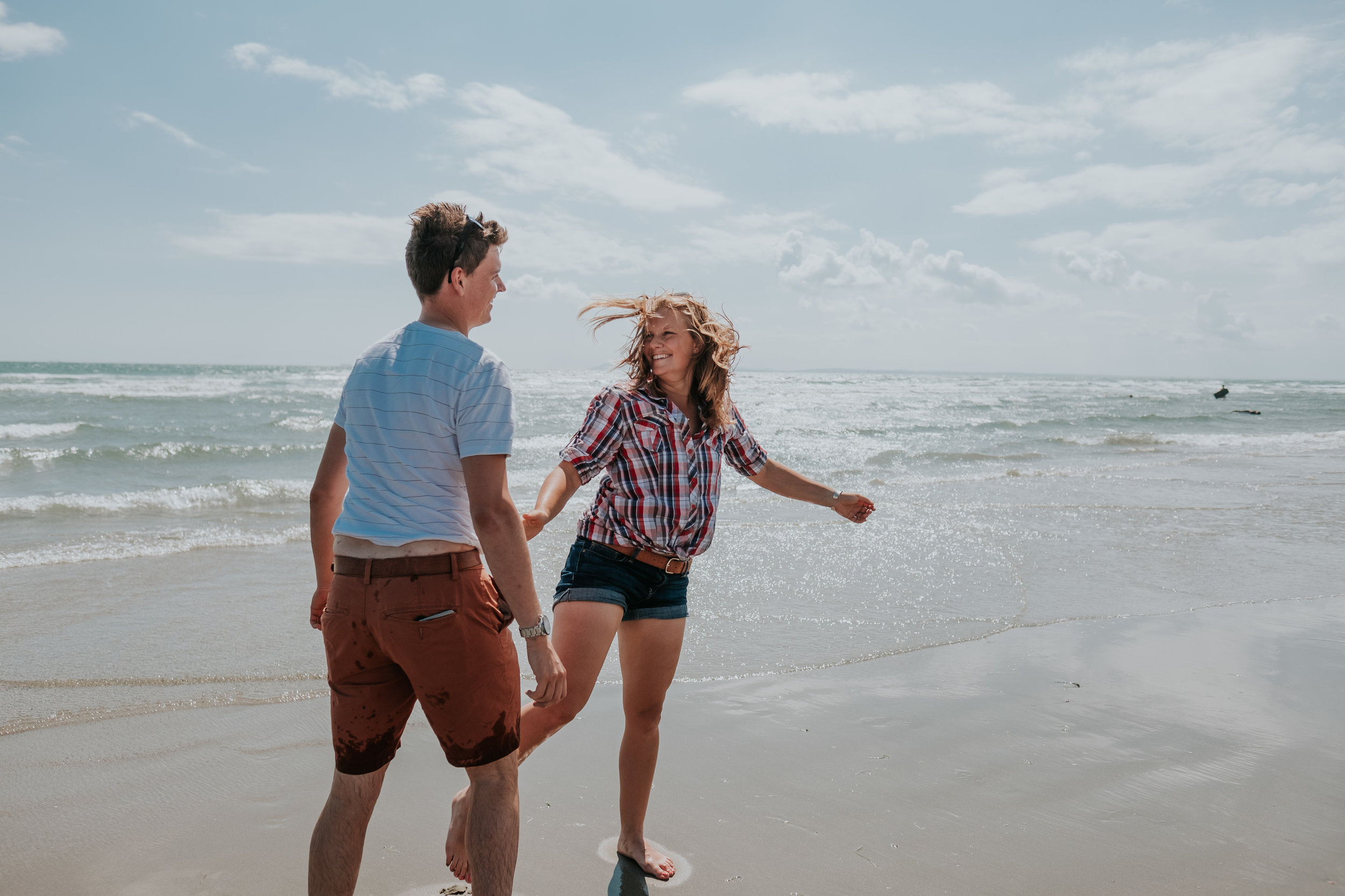 West Wittering Engagement Shoot Sussex Wedding Photographer Southend Barns Joanna Nicole Photography Cool Creative Fun Alternative 14.jpg
