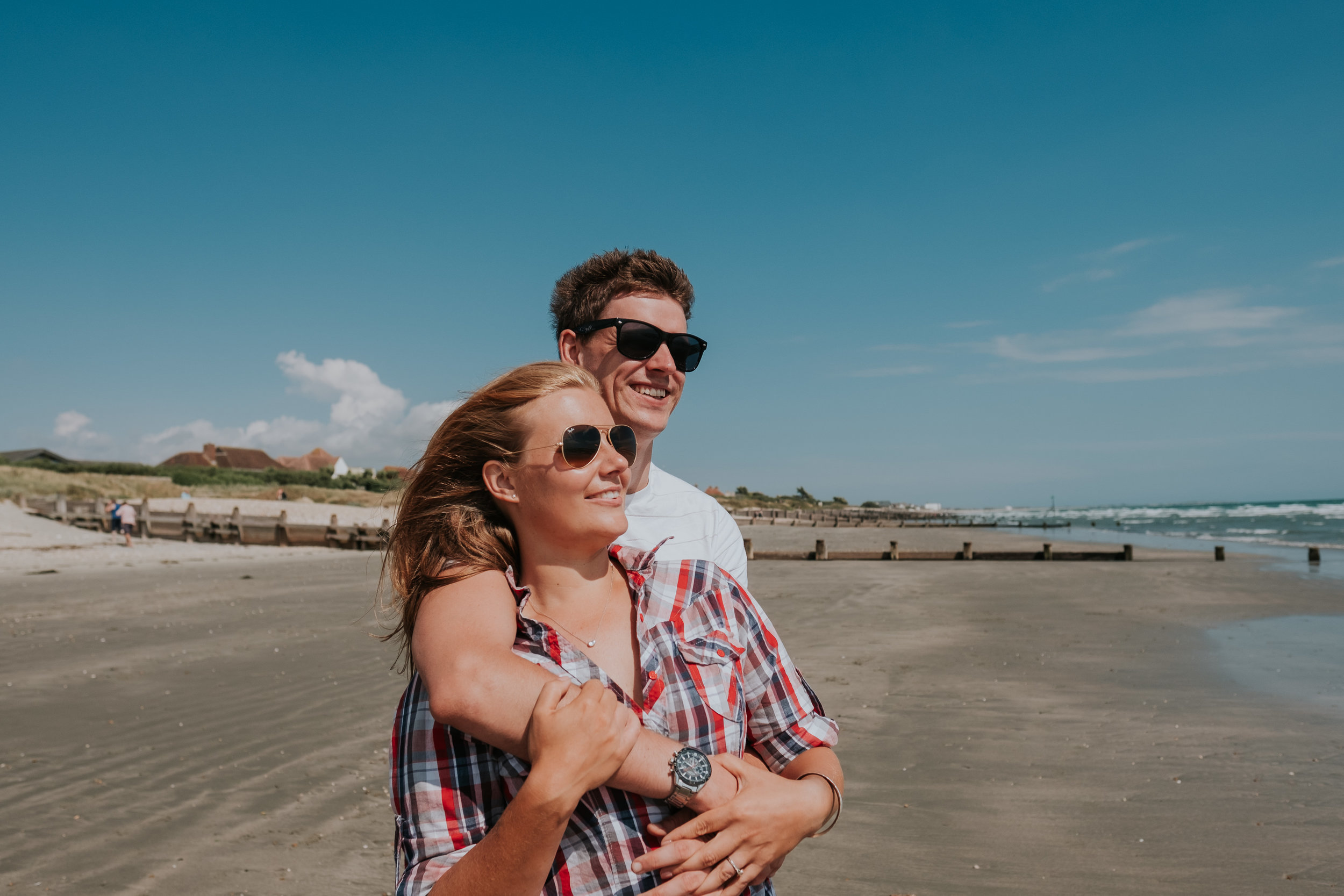 West Wittering Engagement Shoot Sussex Wedding Photographer Southend Barns Joanna Nicole Photography Cool Creative Fun Alternative 16.jpg