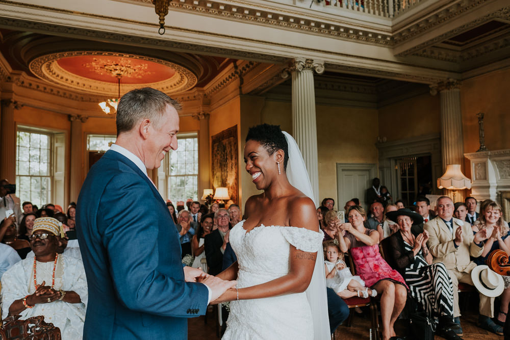 Joy Gabriel Hampton Court House Joanna Nicole Photography cool fun relaxed wedding.jpg