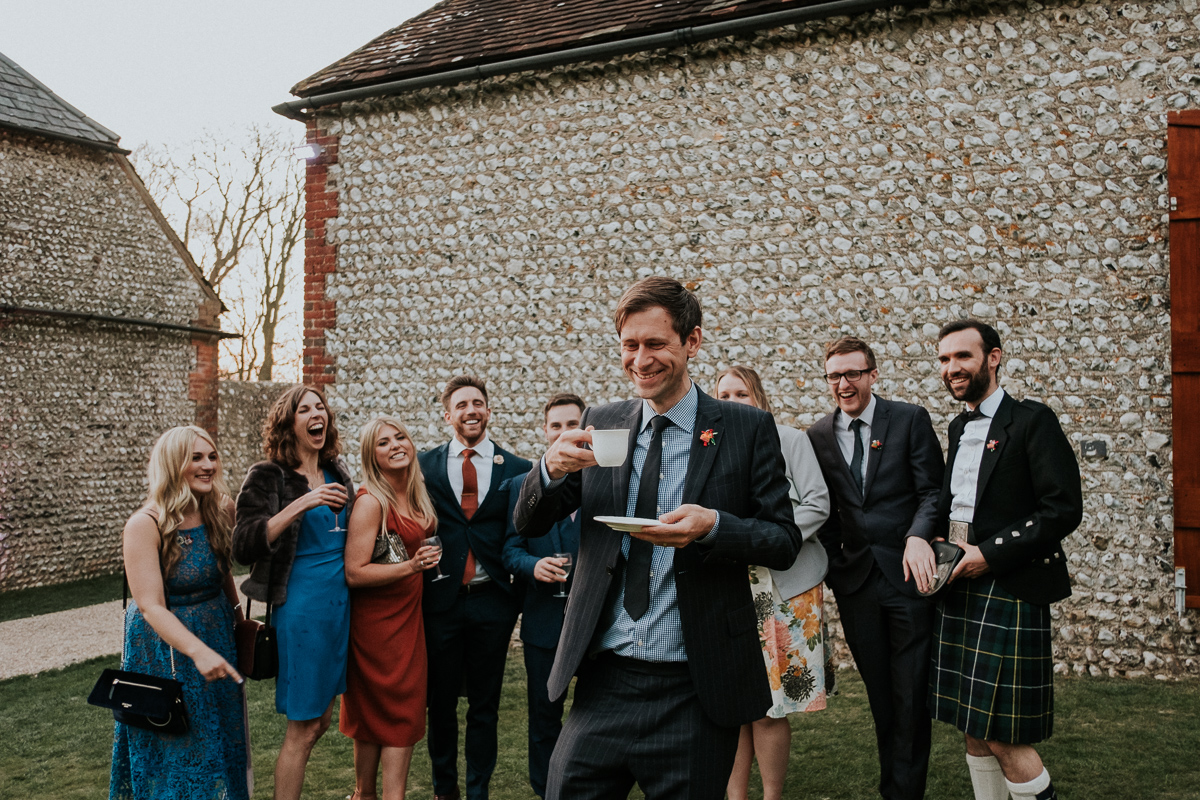 Cissbury Barns Pablo Strong Rose Setten Cool Creative Alternative Wedding Sussex Barn Joanna Nicole Photography (82 of 91).jpg