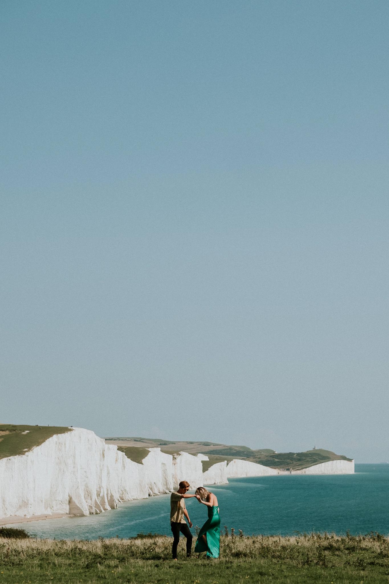 11 Sussex Alternative Wedding Fun Vintage DIY Joanna Nicole Photography1.jpg