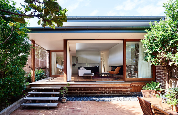 FOTOS VIA THE DESIGN FILES Y DOWNIE NORTH ARCHITECTS