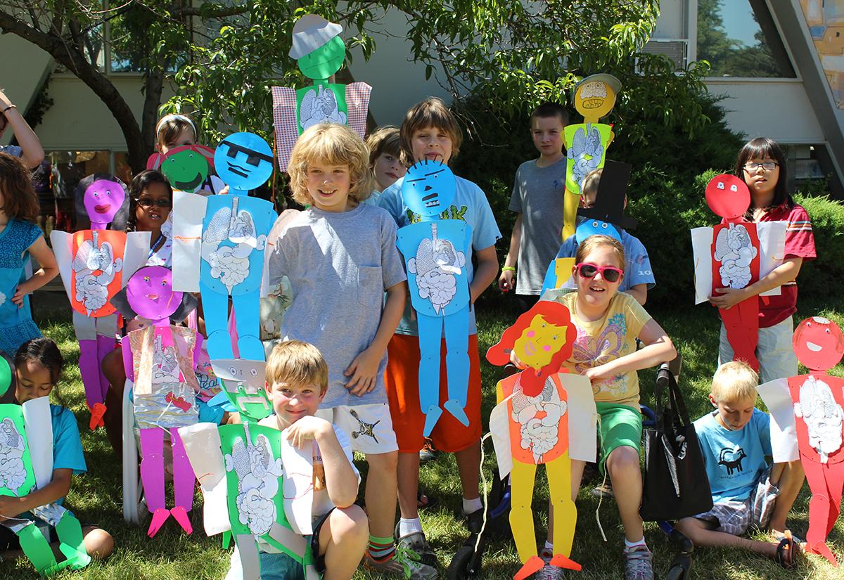 STEAM Summer Camp Mizel Museum