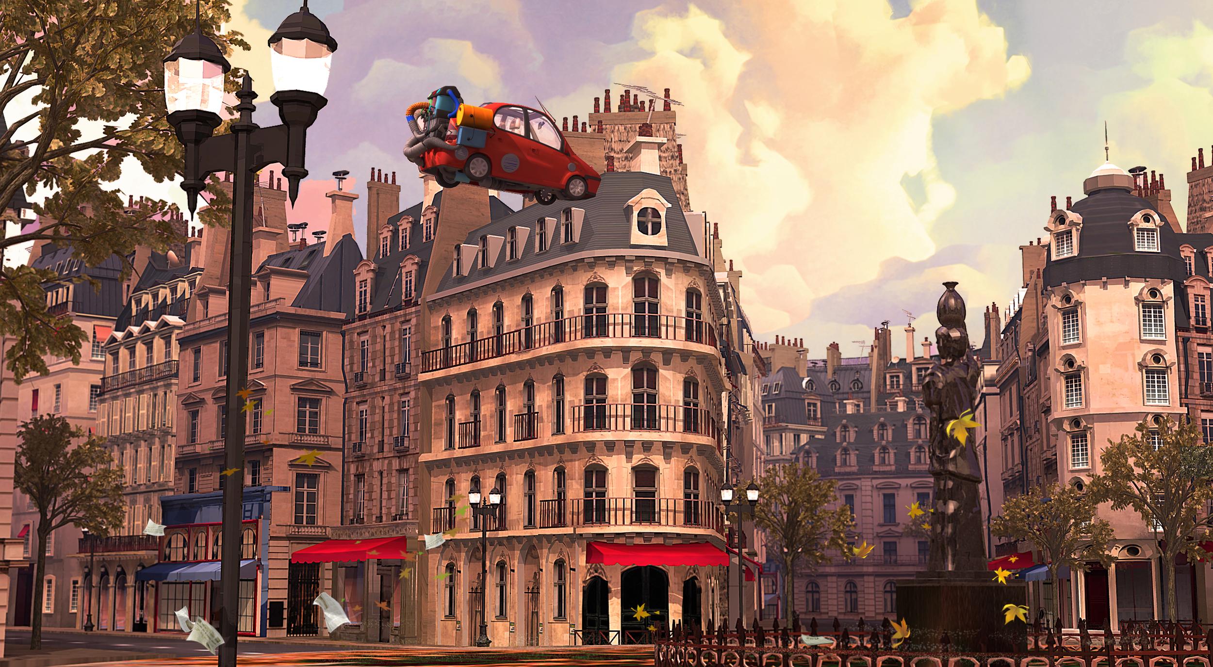 Ravinder Kundi -Home (Paris Set)