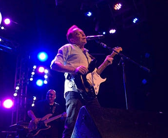 David Cassidy at the Canyon Club, Agoura Hills, CA, February 18, 2017.