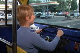 Recognize the bus driver? :)