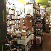 A peak inside Sideshow Books, Los Angeles, CA!