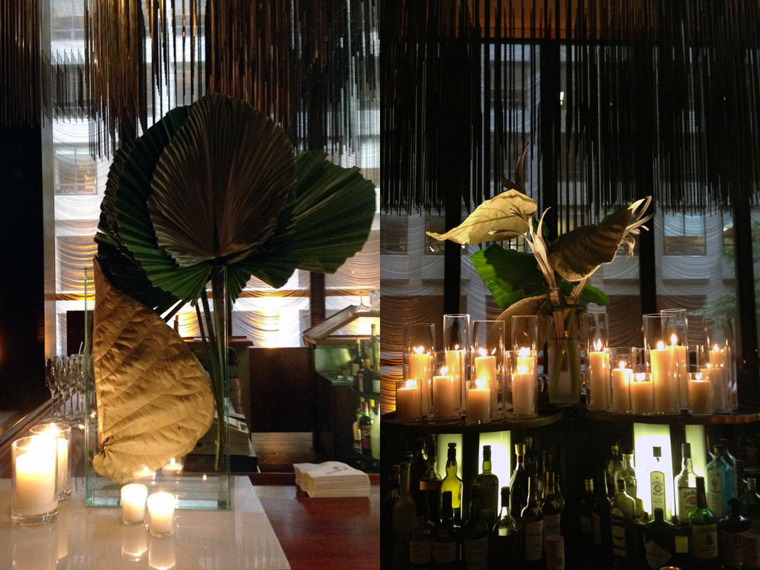 Private banking client at  The Four Seasons Restaurant