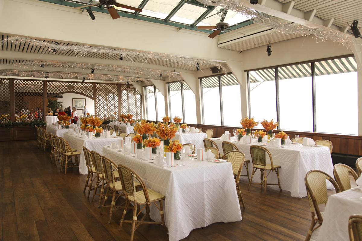 Project: Full event design, including paperie design and production, favors, and confectionary  Venue:  The Water Club   Photo:  Annabel Hannah