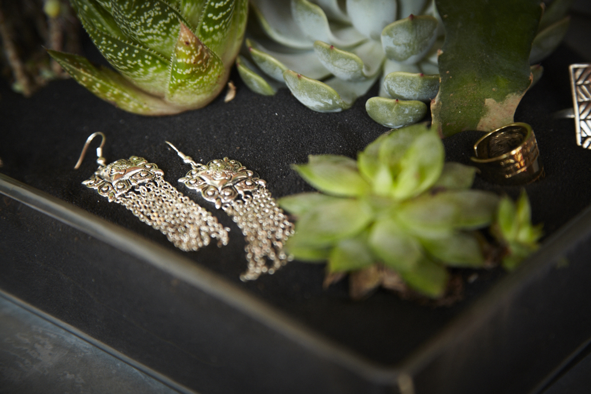 Project: Collaboration with Ang Weddings and Events   Jewelry:  Fortune Favors the Brave   Photo: Annabel Hannah