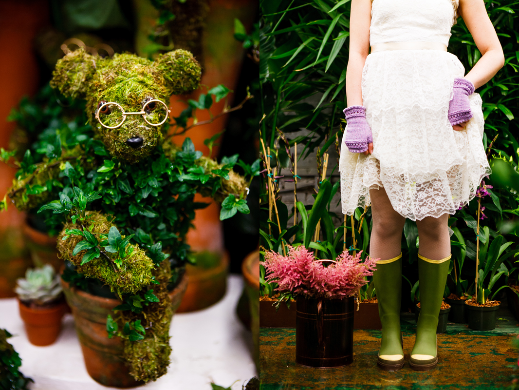 Project: Launch Photoshoot for Blush Designs  Location: NYC Flower Market  Photo: Amber Knowles with  The Amber Studio