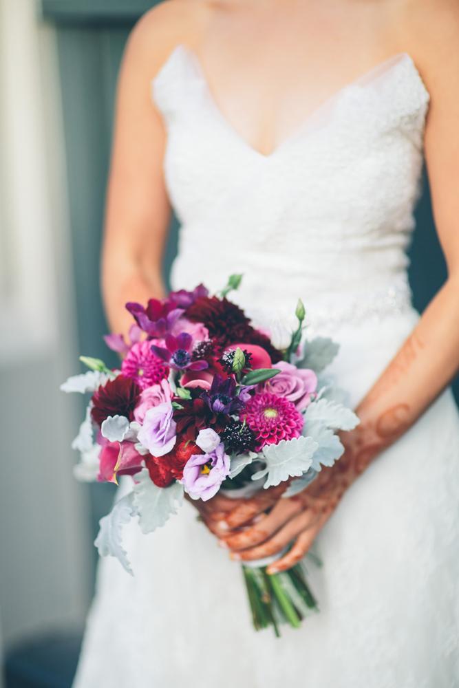 Photography:  Cynthia Chung Weddings   Venue:  Tribeca 360