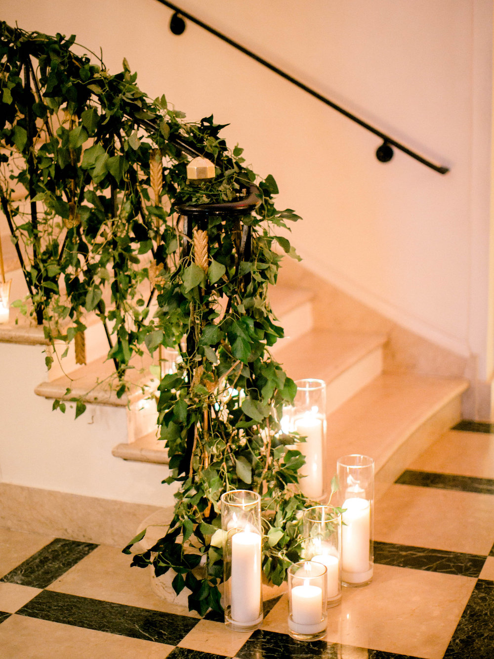 Photography:  Charla Storey   Planning:  Vision Event Co.   Venue:  Harold Pratt House + Peterson Hall