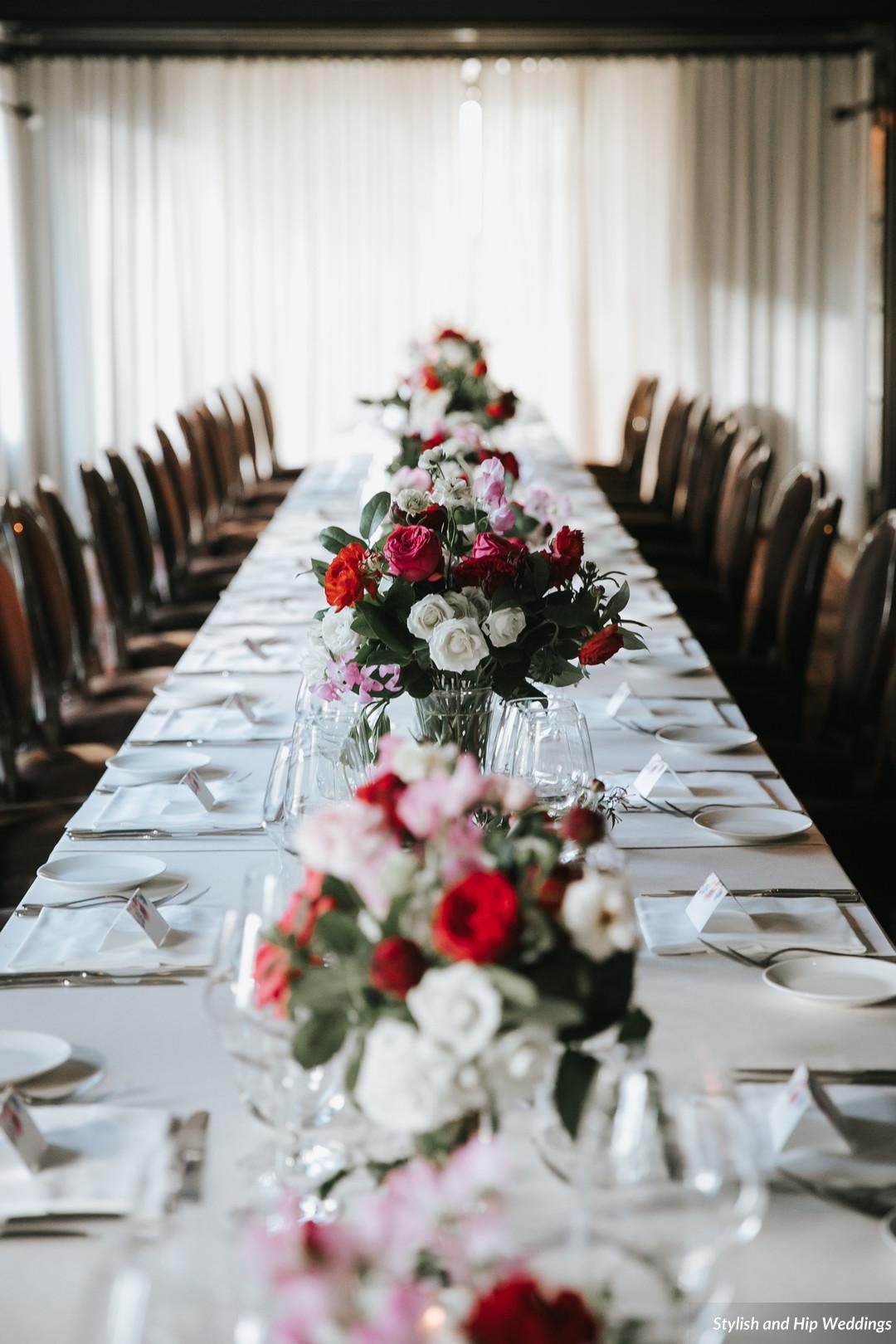 Photography:  Stylish Hip Weddings   Planning:  deVivre   Venue:  The Nomad Hotel