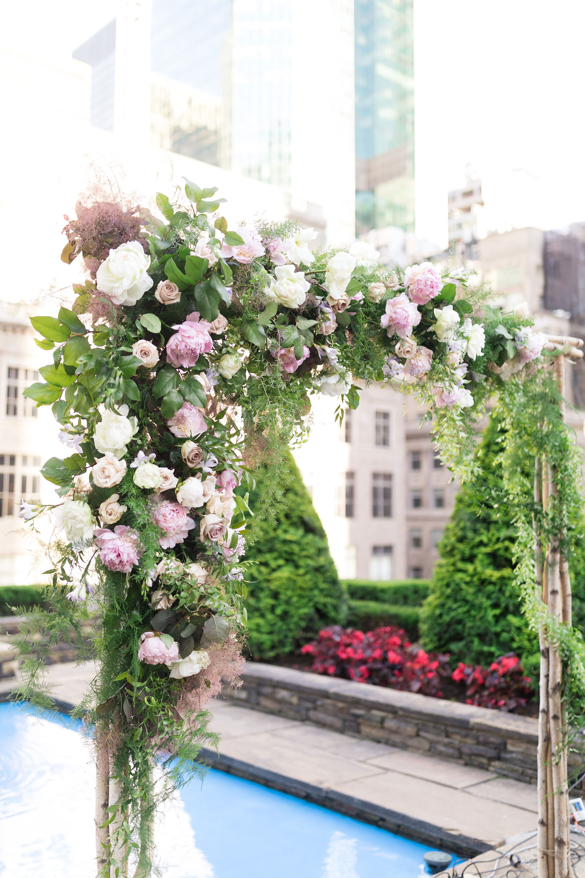 Photography:  Chris and Becca Photography   Planning:  Color Pop Events   Venue:  620 Loft & Garden