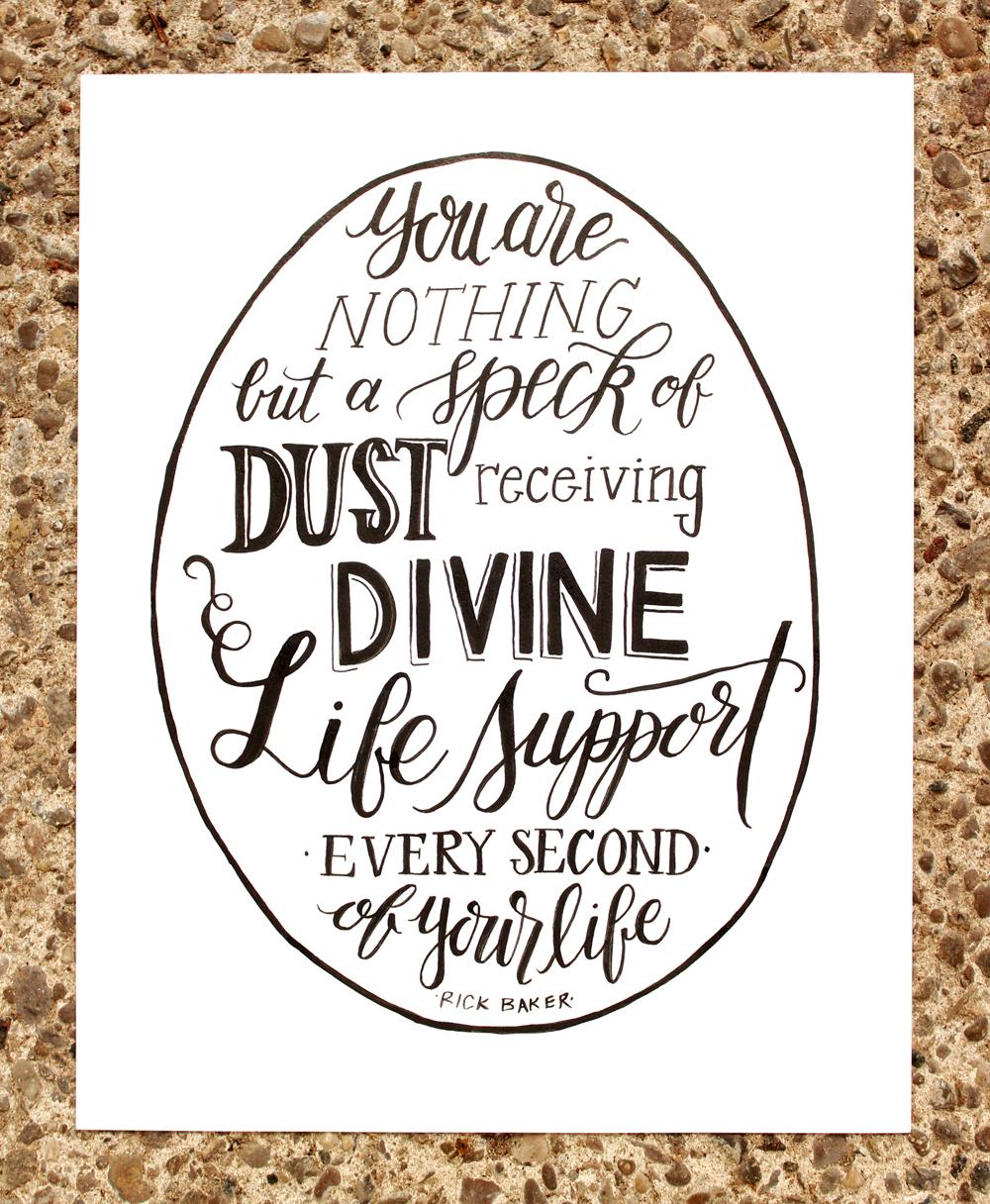 dust divine