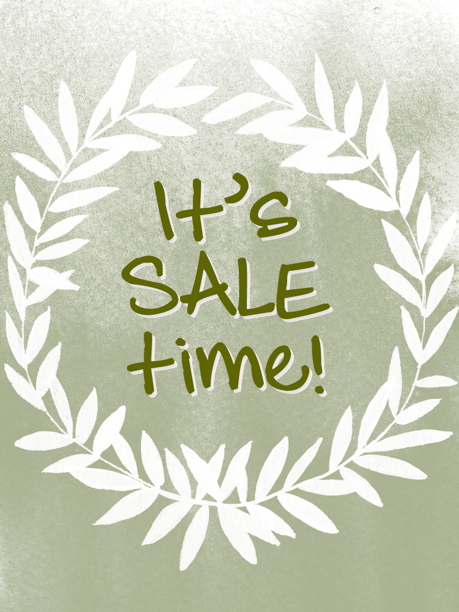 sale time badge
