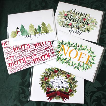 Christmas Card Bundle