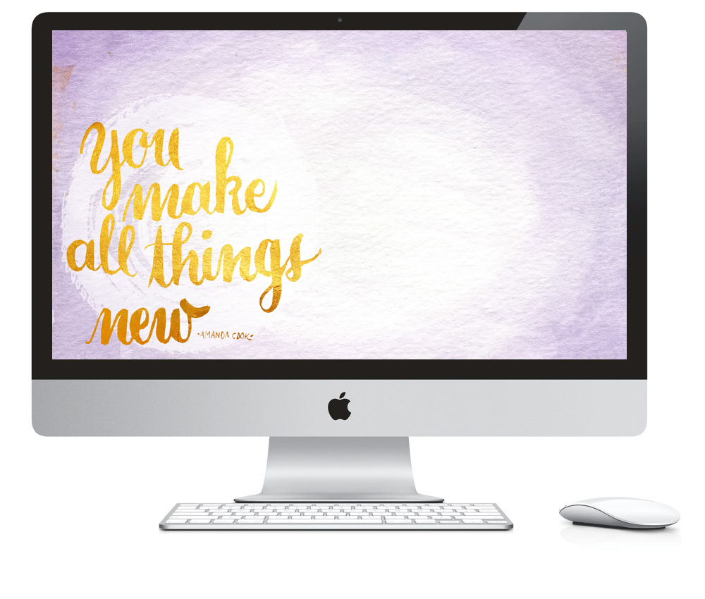 Desktop Wallpaper by Daughter Zion Designs