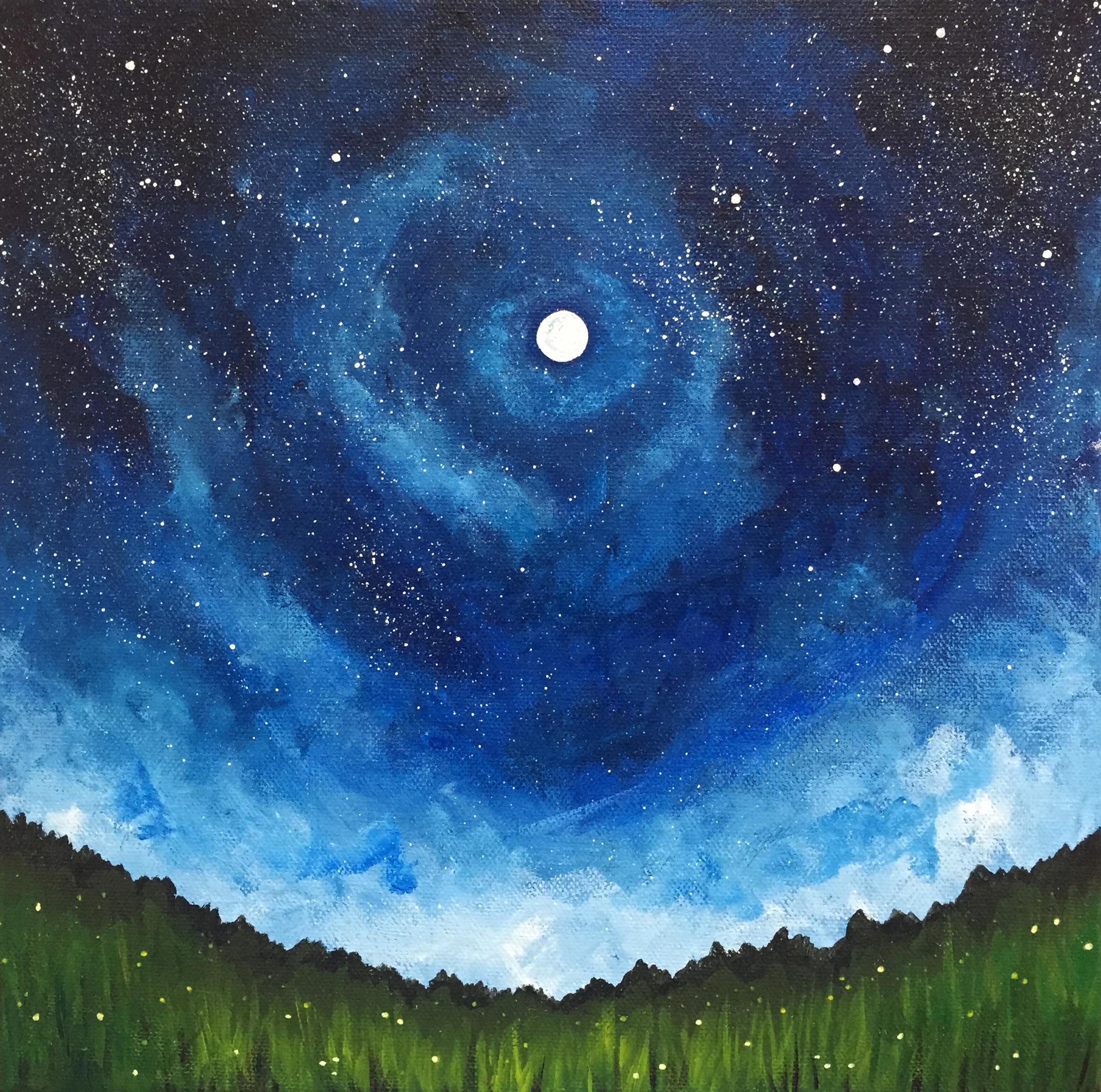 Starry Field