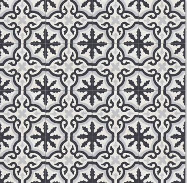 Source:  Overstock  - Argana Tile (12 8x8 tiles per box = $92.49,  Est. fo  r 1,100 sq. ft. / ~209 boxes =  $19,330.41 )