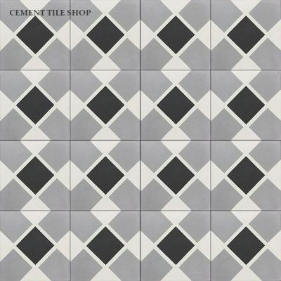 Source: http://www.cementtileshop.com/in-stock-encaustic-cement-tile/Austin.html