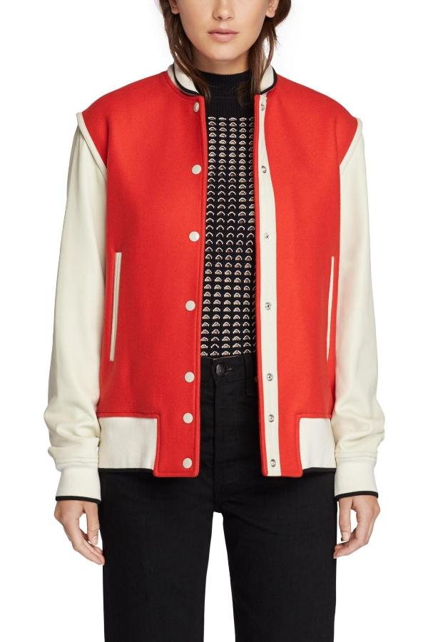 Rag & Bone - Edith Varsity Jacket
