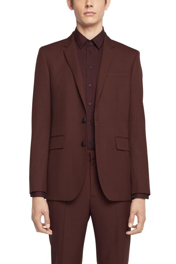 Rag & Bone - Burgundy Razor Suit