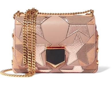 Jimmy Choo Stars 'Lockett' shoulder bag