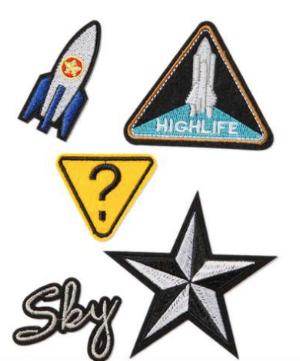 Topman Badge Pack