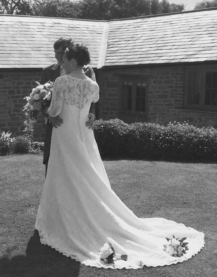 Dear Ema, Thank you for everything you did to ensure my wedding dress experience was perfect from start to finish! It was a joy to meet you all and having had so many compliments on my dress, I hope to have boosted your custom! ;) It was my dream dress and I cannot that you enough for the most wonderful experience! Much love Mrs Hill! xx