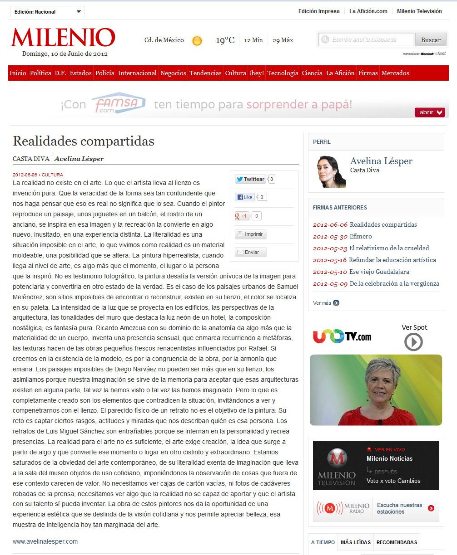 Article | Realidades Compartidas