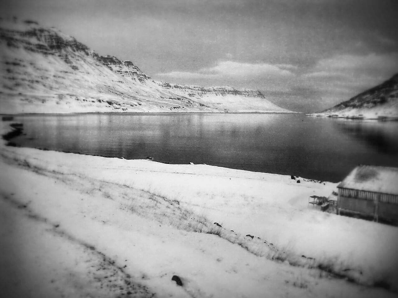 Project Publication | Apapacho Gallery - Residencia en Islandia