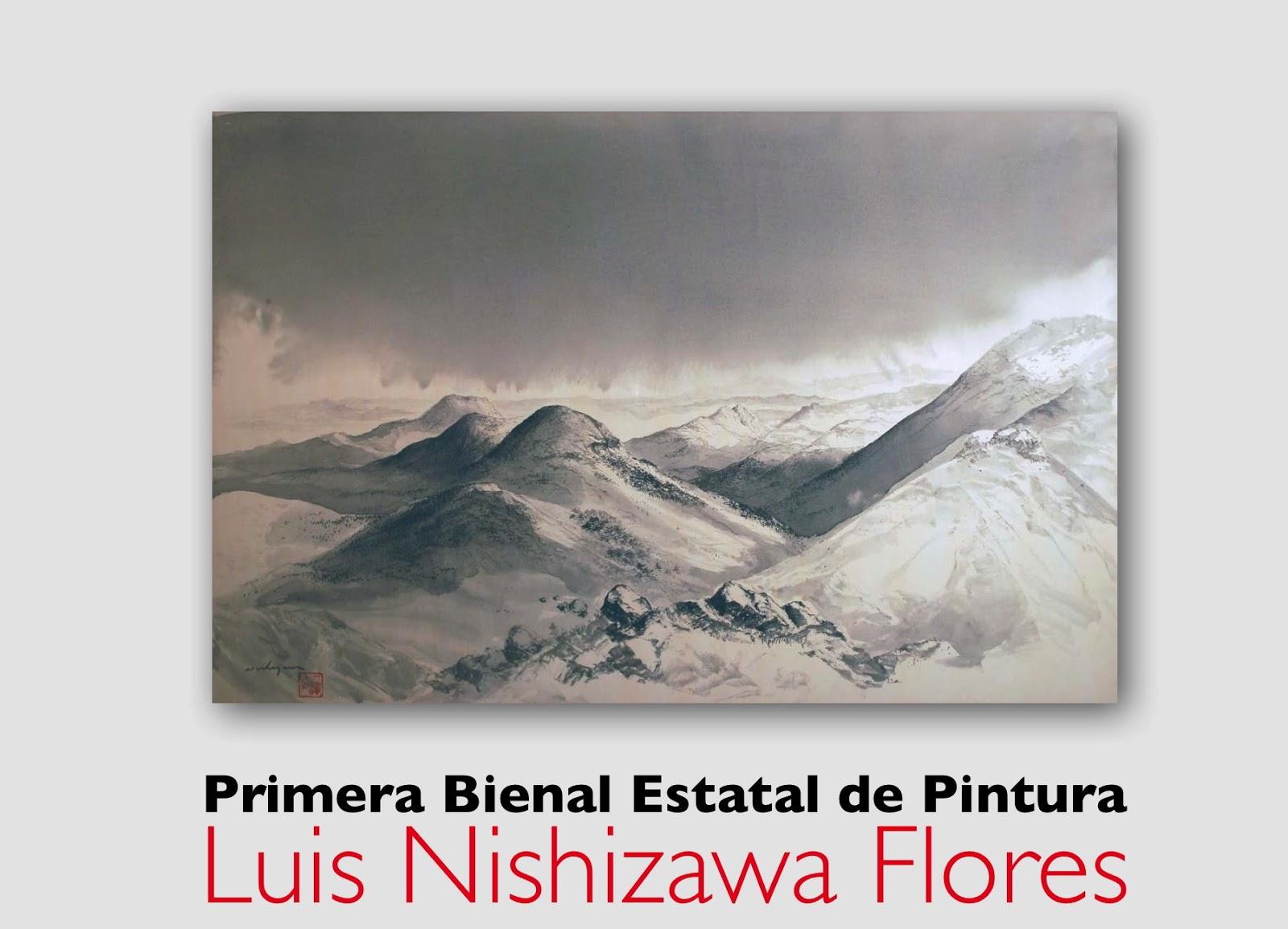 First Price, Luis Nishizawa Biennial | Primer Lugar en Bienal Nishizawa