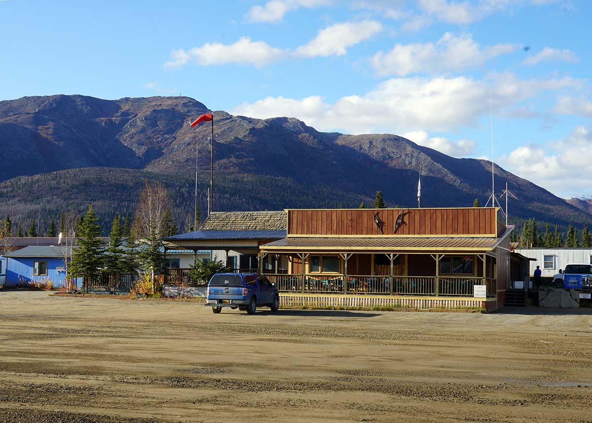 lodging & dining - Find out about the Frozen Foot Saloon, the Slate Creek Inn, and the Trucker's Cafe at Coldfoot. You can also see our menu and explore past buffets.