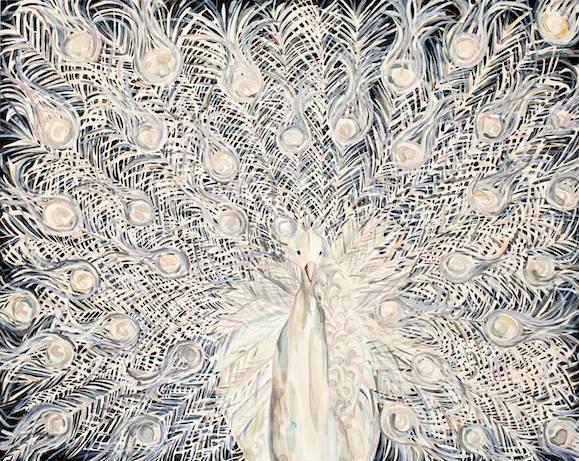 """Hieronymus   watercolor   16"""" x 20"""""""
