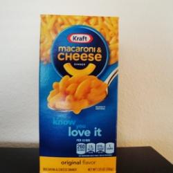 Kraft mac and cheese photo.ventanasmexicojpg