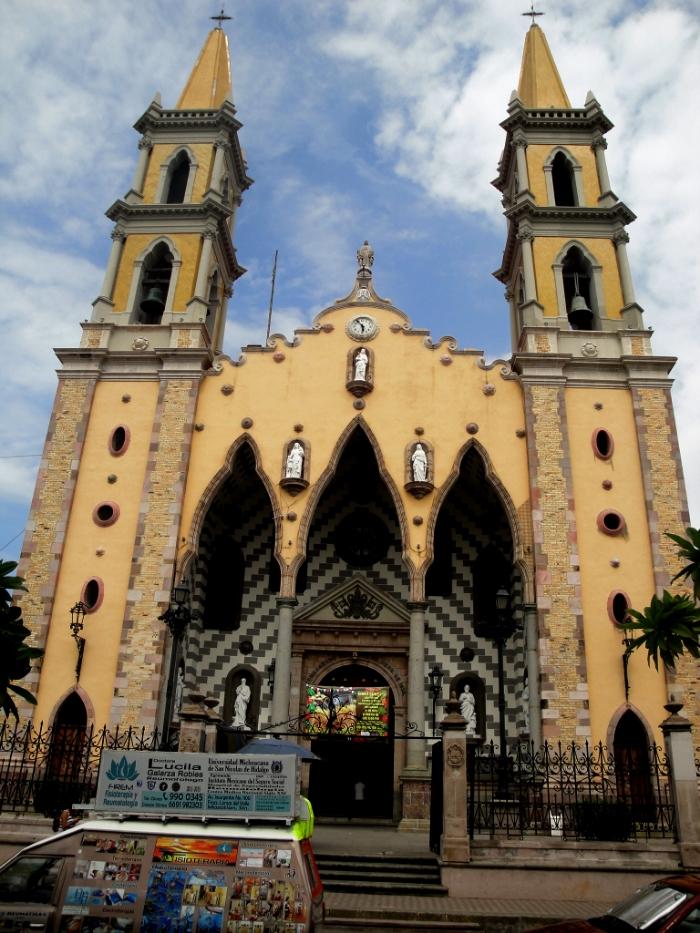 mexican church