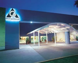 - Hospital Angeles del Carmen, one of the most important hospitals in Mexico.