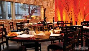 - Lovely dining options