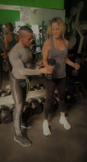 personal training in Mexico