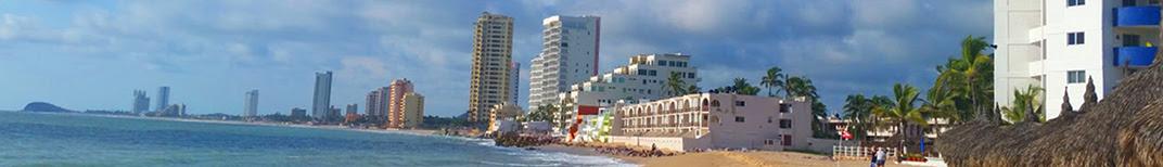 beach image mexico