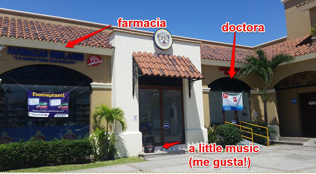 Mexican pharmacy